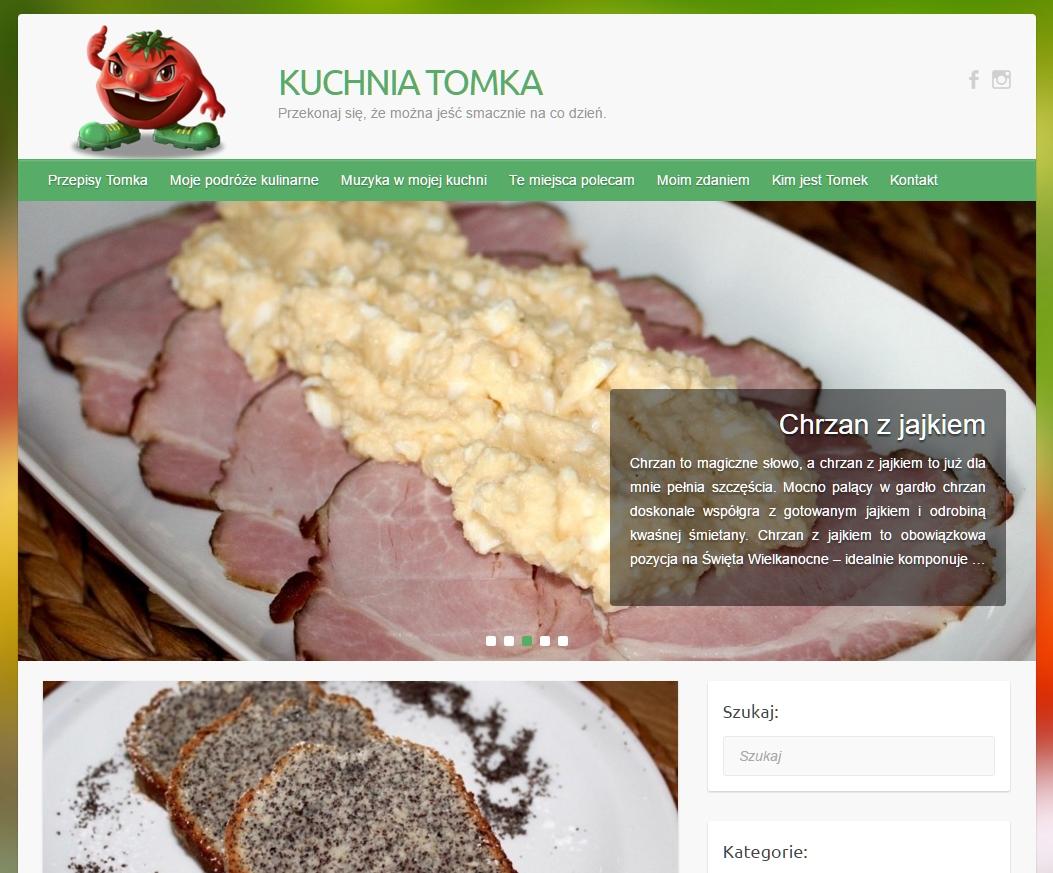 Kuchnia Tomka Poleca Eko Gawor